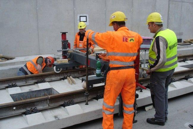 Rhomberg Sersa Rail Group übernimmt Universale Bau.