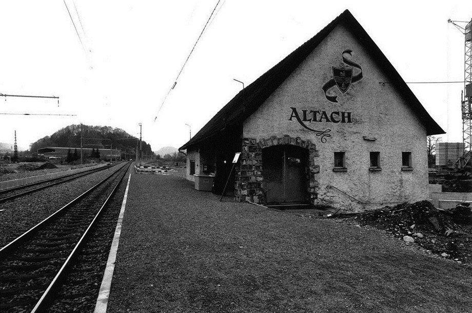 Alte Fotos aus Altach