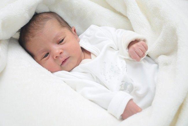 Geburt von Vanessa Mia Cavada am 24. August 2013