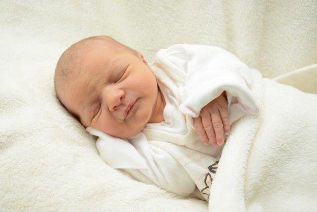 Geburt von Kiara Maria Metzler am 11. Oktober 2013