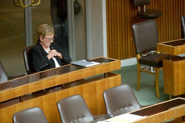 """Monika Lindner legt Nationalratsmandat zurück: """"Kampagne"""" gegen sie als Grund."""