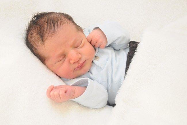 Geburt von Lemi Mikdat Köz am 3. November 2013