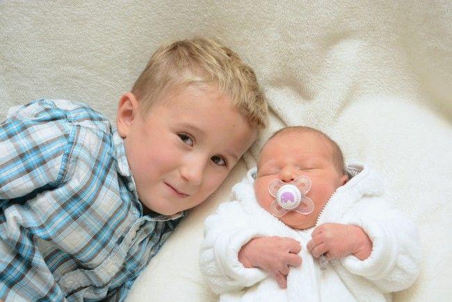 Geburt von Lynn-Marie Beer am 16. November 2013