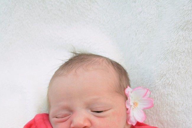 Geburt von Almira Gür am 9. Dezember 2013