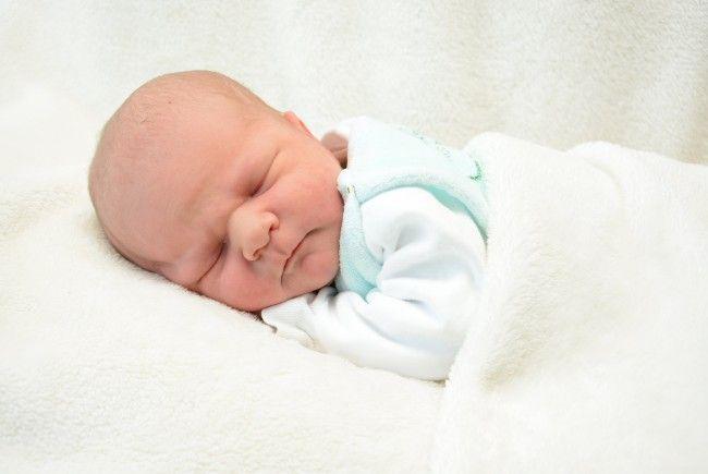 Geburt von Marco Matteo Kohler Sutter am 27. November 2013