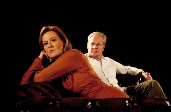 Zwei fulminante Schauspielerpersönlichkeiten – Suzanne von Borsody und Guntbert Warns.