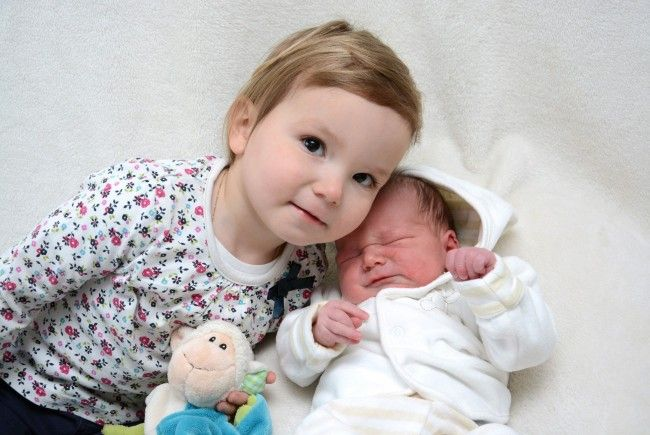 Geburt von Pius Felder am 16. Februar 2014