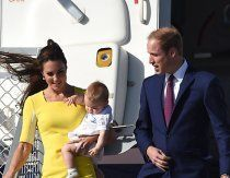 Royals treffen in Down Under ein