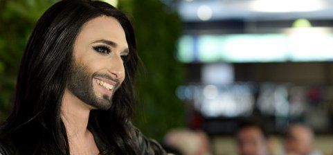 Countdown zum Song Contest: Conchita Wurst lud zur Party
