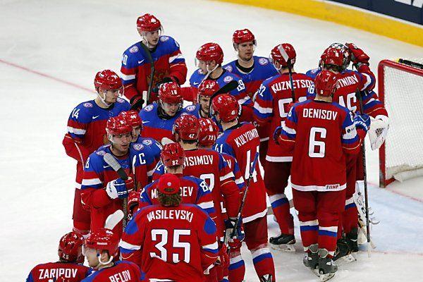 russland eishockey