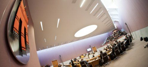 Landtagssitzung live auf VOL.AT
