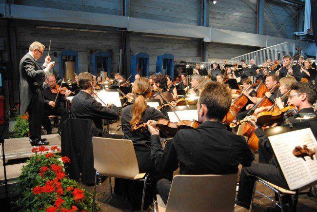Beethovens 9. Symphonie als Auftakt des Montafoner Sommer 2014.