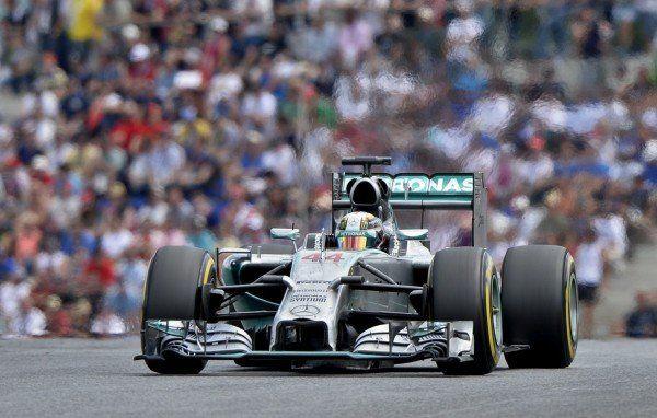 Ab 14 Uhr berichten wir live vom Formel 1-Grand Prix in Silverstone.