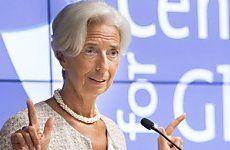 Ermittlungen gegen IWF-Chefin Lagarde