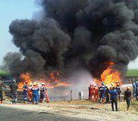 Indonesien: Drei Tote bei Gaspipeline-Brand