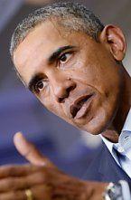Kein US-Militär in Ukraine - Obama fordert Sanktionen