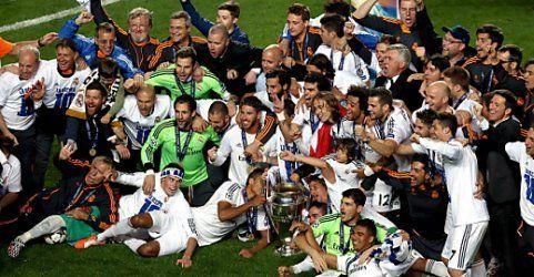 UEFA zahlt über eine Milliarde Euro an Europacup-Clubs aus