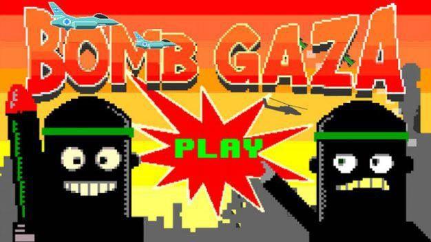 """Spiele wie """"Bomb Gaza"""" sorgen für Aufregung."""