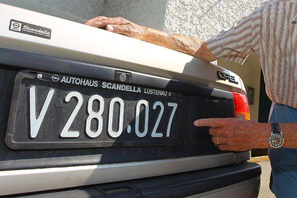 Partnersuche autokennzeichen