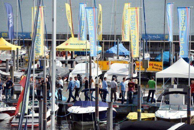 Erfolgreiche Interboot 2014