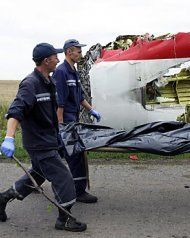 Wahrscheinlich: MH17 wurde abgeschossen