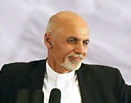 Afghanistan: Ghani als Präsident vereidigt