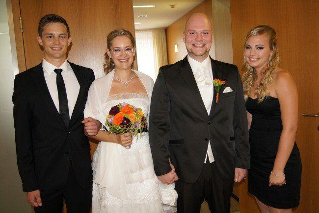 Hochzeit Von Salome Feuerstein Und Manuel Nenning