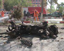 Kabul: Drei Tote bei Selbstmordanschlag