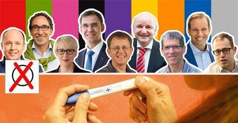Abtreibungen in Vorarlbergs Krankenhäusern ermöglichen?