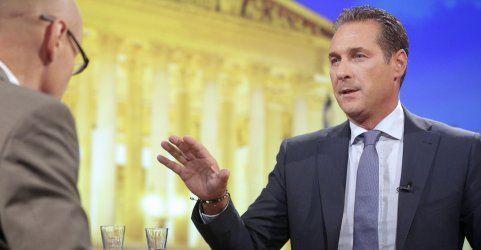"""Strache beharrt auf Neuwahl - Neo-Regierung """"Verhöhnung"""""""