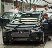 Audi ruft 850.000 A4 in die Werkstätten zurück