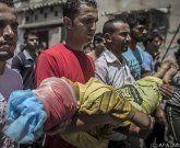 Alle fünf Minuten wird weltweit ein Kind getötet
