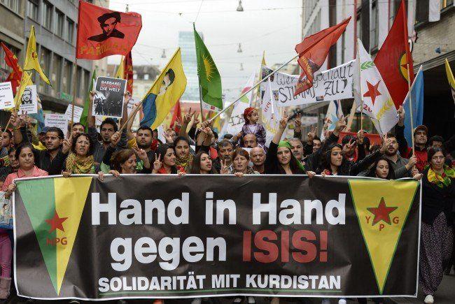 In der Schweiz wurden drei Iraker wegen Verdacht auf einen geplanten Anschlag festgenommen.