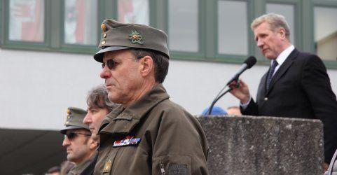 Konzett warnt: Kader besorgt Schutzwesten auf eigene Kosten