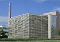 Rhomberg's Fabrik - Parkhaus für 240 Pkw