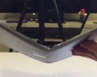 #bendgate: Zu dünnes iPad sorgt für Unmut