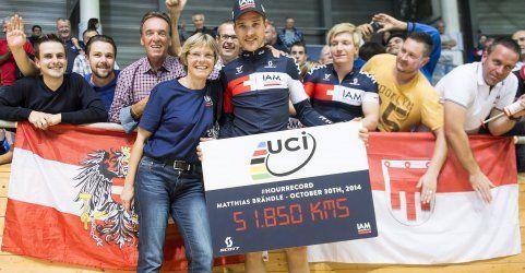 """""""Das Rennen war extrem hart"""": Brändle genießt seinen Rekord"""