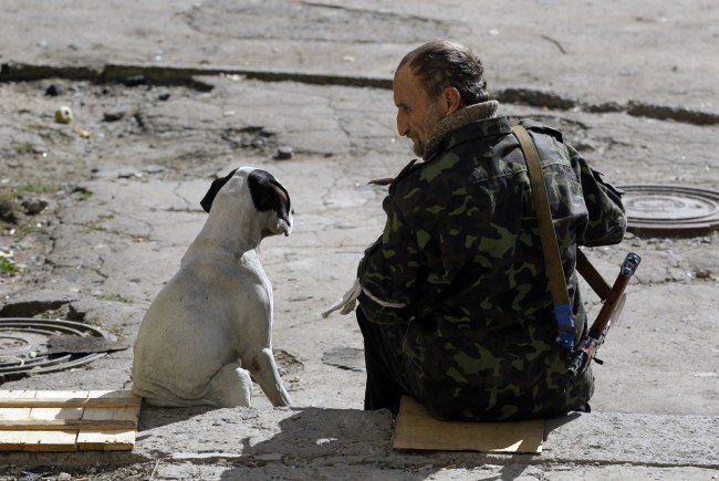 Ukraine-Konflikt dauert schon fast ein Jahr.