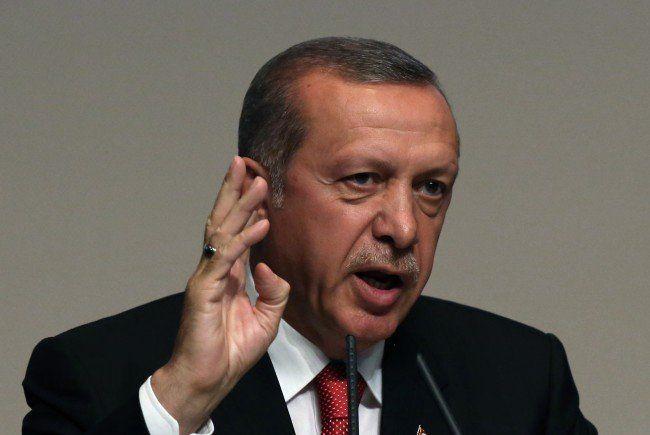 """Ist Ankara tatsächlich """"ein geschätzter Partner der Koalition"""" gegen den IS?"""