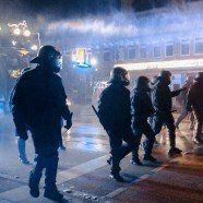 Hamburg: Ausschreitungen zwischen Kurden und radikalen Muslimen