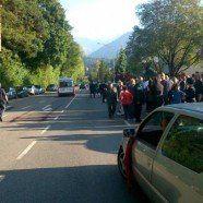 Eskalierte Feier in Feldkirch: Hochzeitsfamilie distanziert sich von Randalierern
