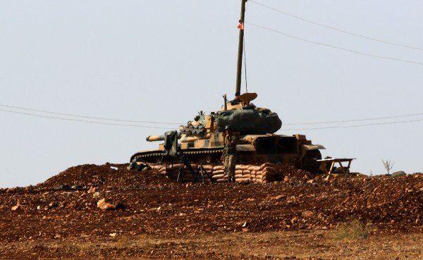 Türkisches Parlament genehmigt Militäreinsätze im Irak und Syrien
