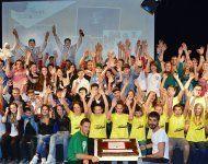 Große Bühne für engagierte Jugendliche