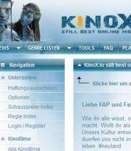 kinox.to-Razzia: Zwei Verdächtige flüchtig