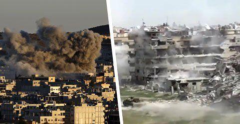 Rätselraten um Giftgasangriff – IS erbeutet deutsche Granaten
