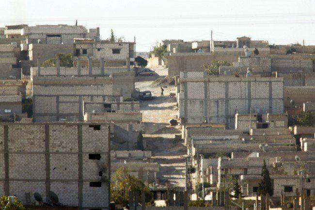 """Schlacht um Kobane: """"Situation ist schlechter als die Leute denken"""""""