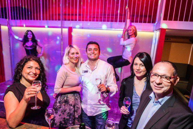 Bregenz Hat Einen Neuen Exklusiven Nachtclub Die Betreiber Familie Nal Und GF Vincenzo Russo
