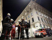 Wien: Manner-Fabrik teilweise eingestürzt