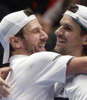 Niederlage für Knowle: Melzer und Petzschner holen ersten Wien-Titel