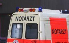 73-Jähriger stürzt von Leiter - tot